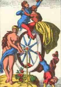 La roue de fortune front page